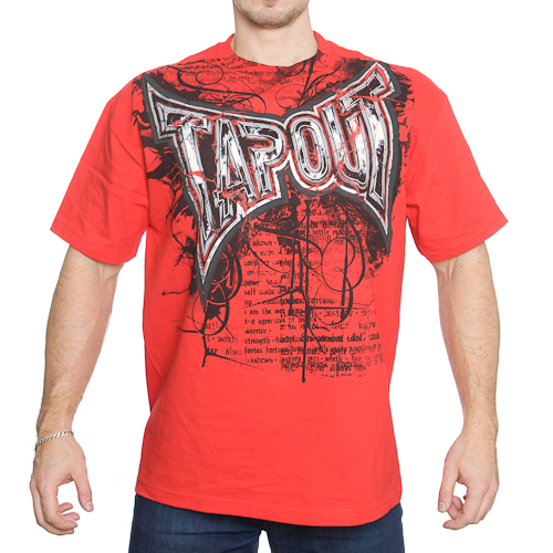 Tapout THUNDERSTORM Red