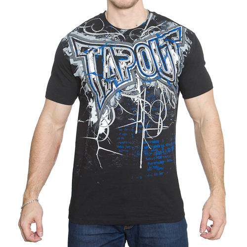 Tapout THUNDERSTORM Black
