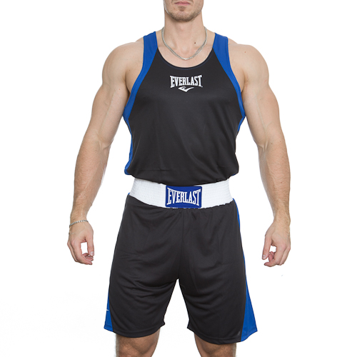 Everlast Competition Outfit Set BK.BL