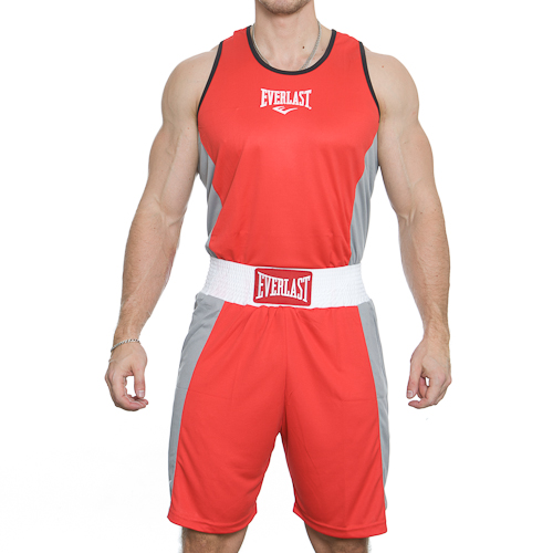 Everlast Competition Outfit Set RD.GY