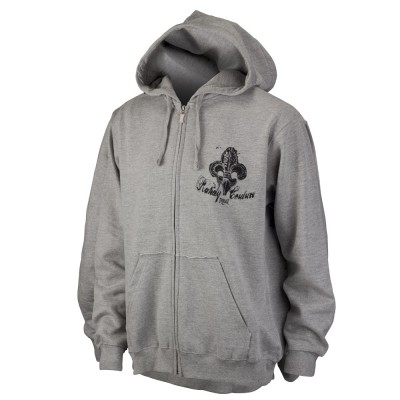 Everlast The Natural Full Zip Hoodie GREY